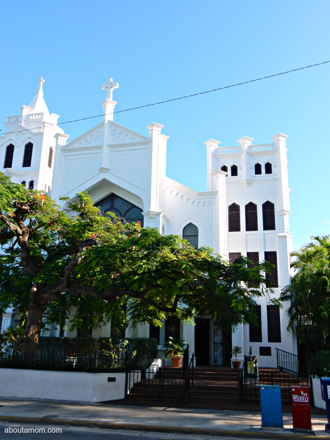 Discovering Key West - St. Paul's Episcopal Church