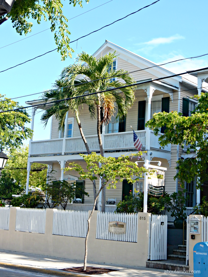 Discovering Key West - Duval House Bed and Breakfast