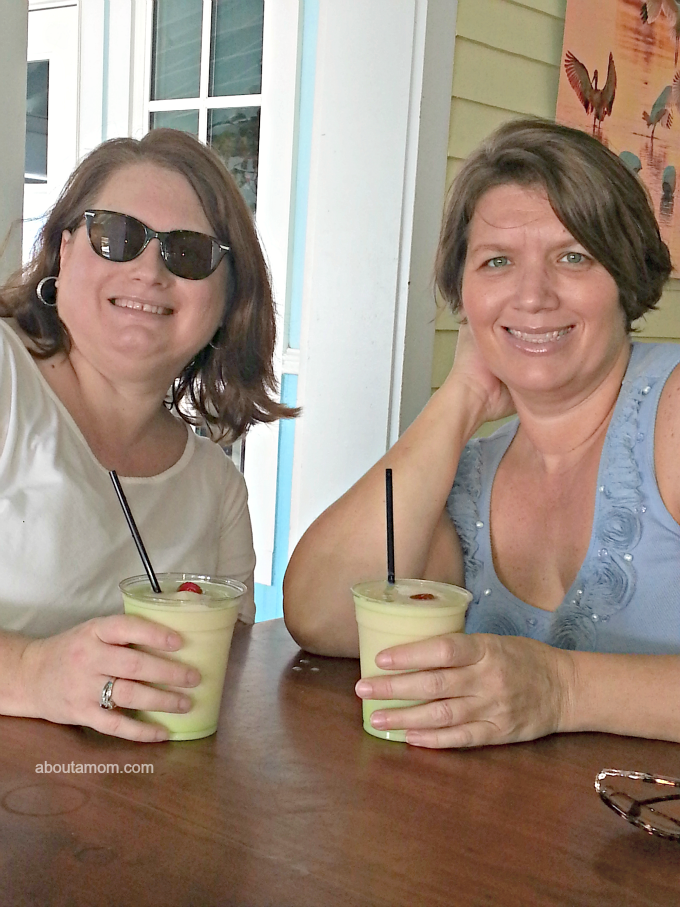 Discovering Key West - Southermost Beach Cafe
