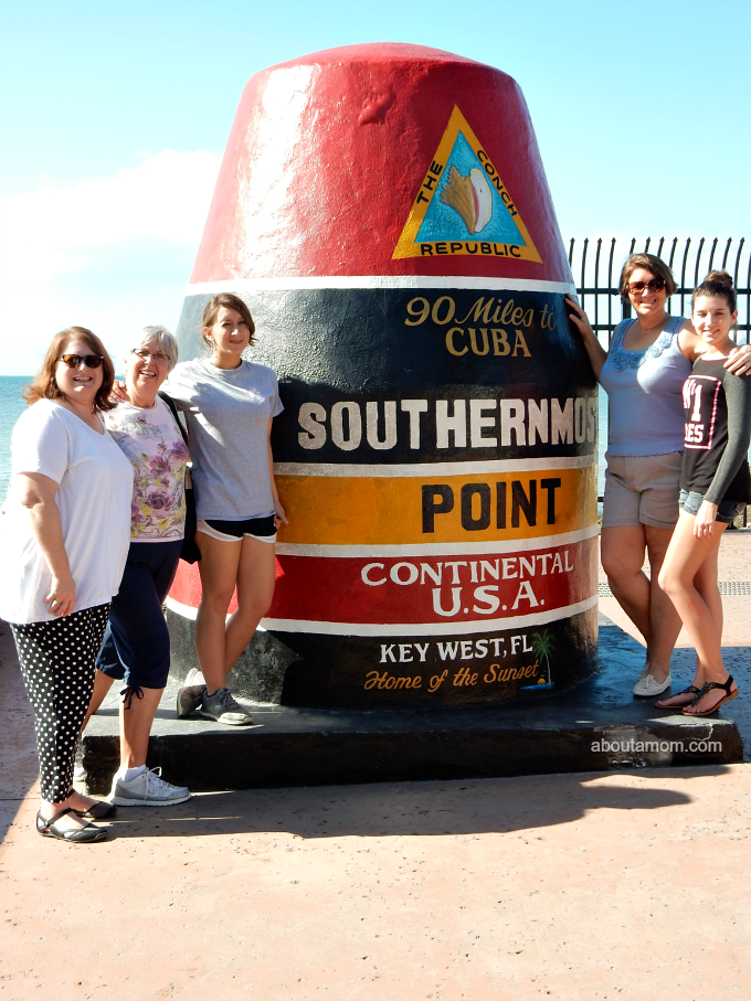 Discovering Key West - Southernmost Point Buoy