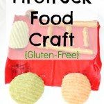Firetruck Food Craft {Gluten-Free}