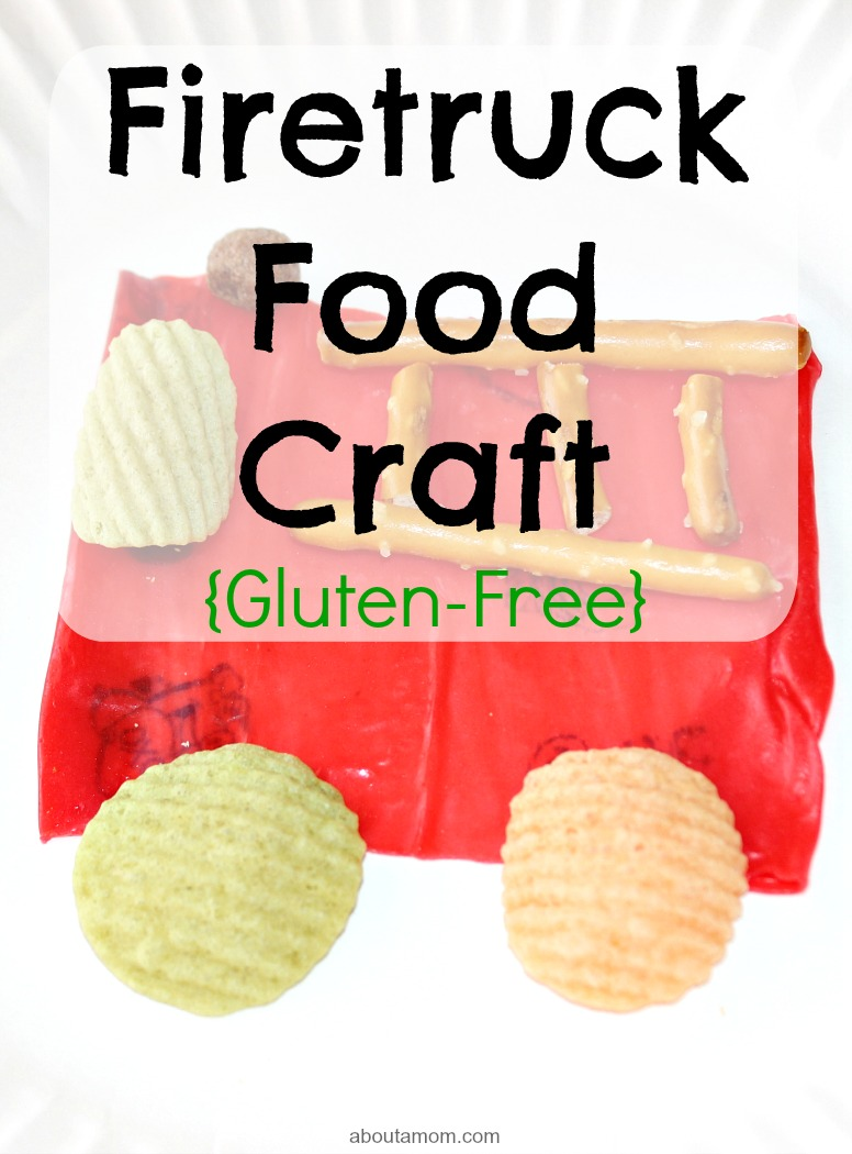 Firetruck Food Craft, Gluten-Free