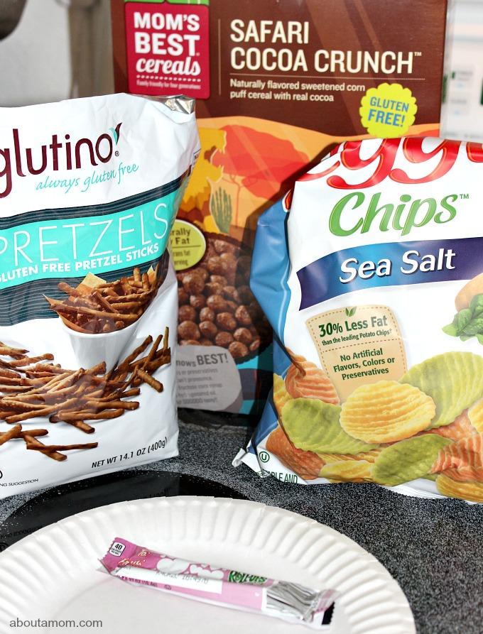 Firetruck Food Craft- supplies