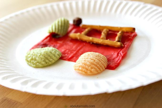 Firetruck Food Craft
