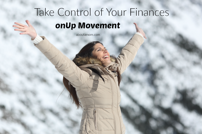 The SunTrust onUp Movement is encouraging everyone to take charge financially, and set a goal. Take the Pledge and take control of your finances.