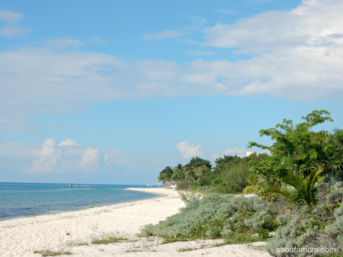 Escape Winter to Your Own Private Beach in Cozumel