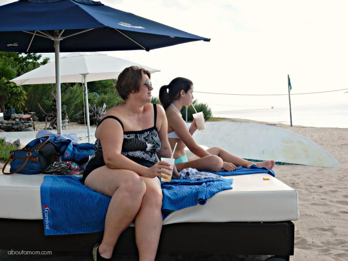 private beach 3