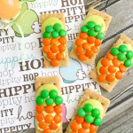 Carrot Grahams Easter Treat for Kids