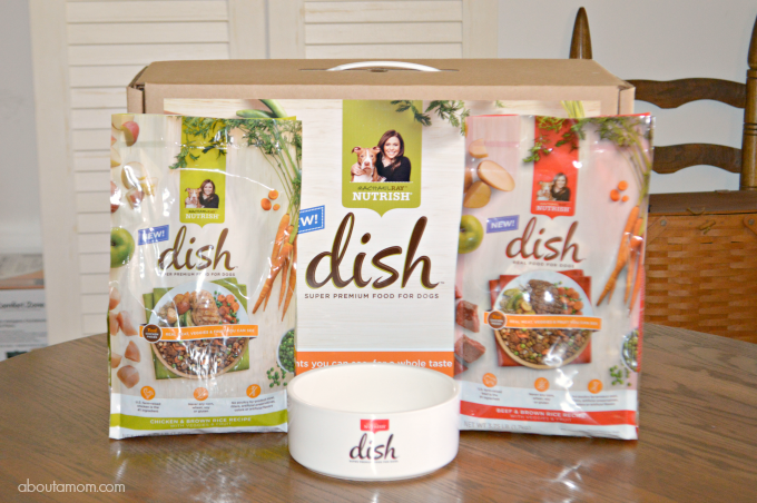 DISH from Rachael Ray Nutrish
