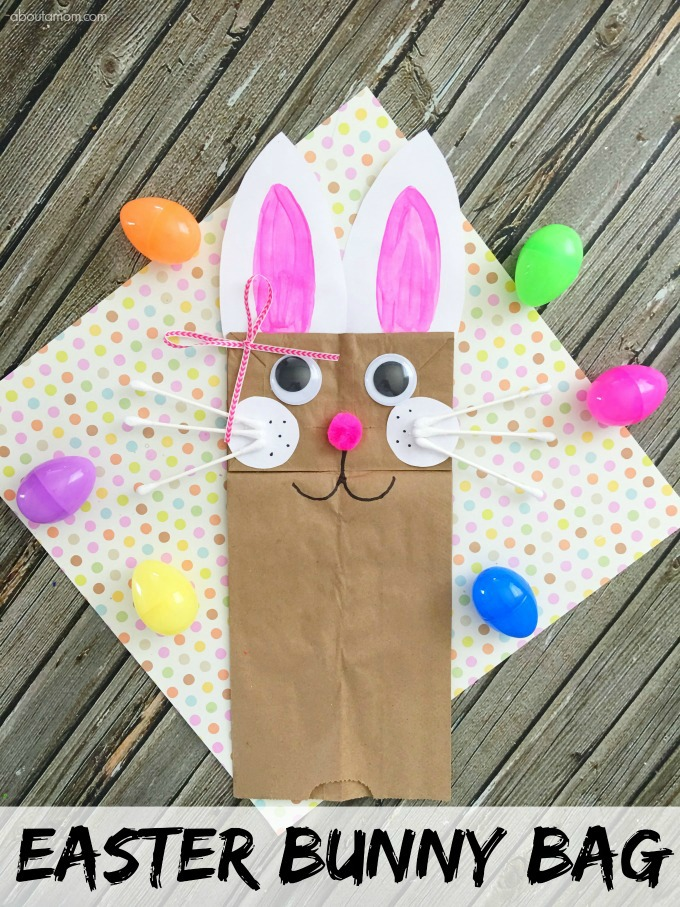 Easter Bunny Bag- Bunny Craft