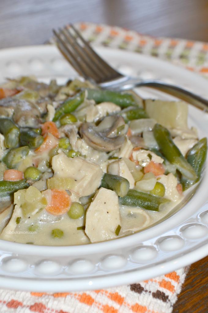 French Spring Chicken Pot Recipe