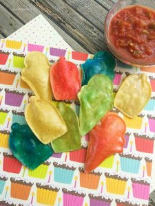 Make Your Own Festive Party Tortilla Chips