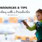 Traveling with young children can be daunting. Here are some helpful resources and tips for traveling with a preschooler.