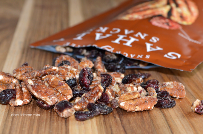 Sahale Snacks Valdosta Pecans Nut Blend