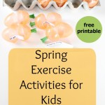 Spring Exercise Activities for Kids