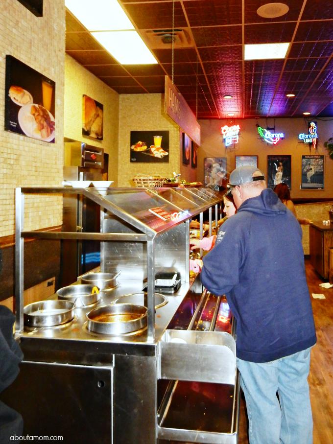 Fixings Bar at The Butcher Shop Restaurant