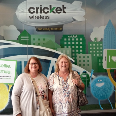 The new Cricket Wireless Unlimited Plan offers unlimited talk, text, and DATA for $65 a month, after $5 auto pay discount. It's something to smile about!