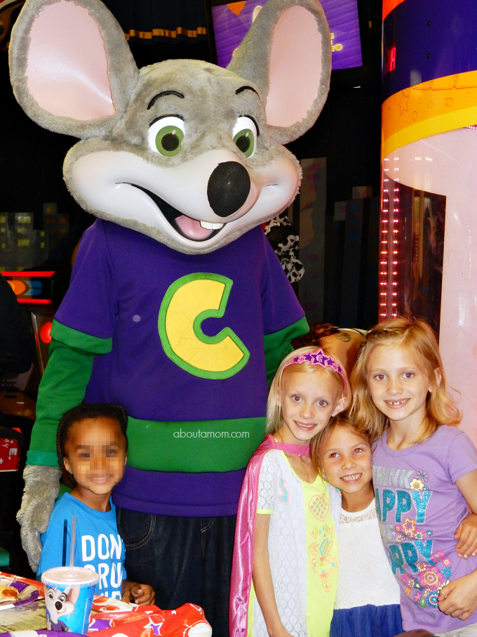 The Secret to the Best Chuck E. Cheese's Birthday Party