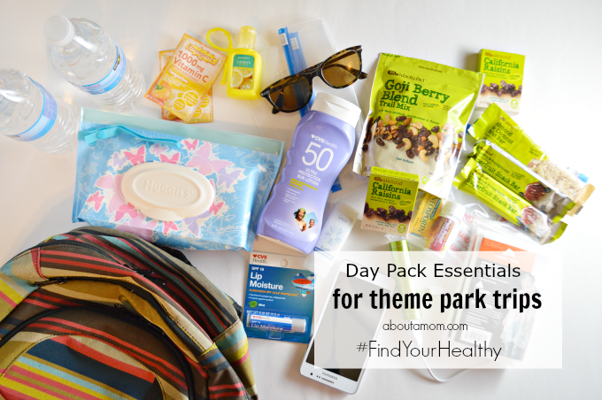 If hitting the amusement and theme parks is on your agenda this summer, you'll first want to check out these day pack essentials for theme parks first.