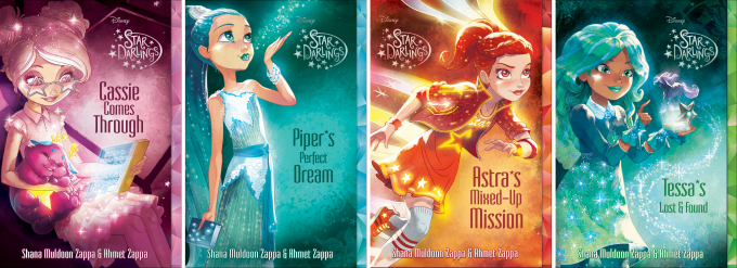 Star Darlings Books 6 - 9