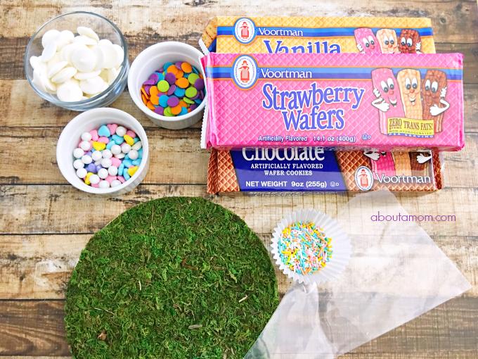 Voortman Wafer Cookie Village Supplies