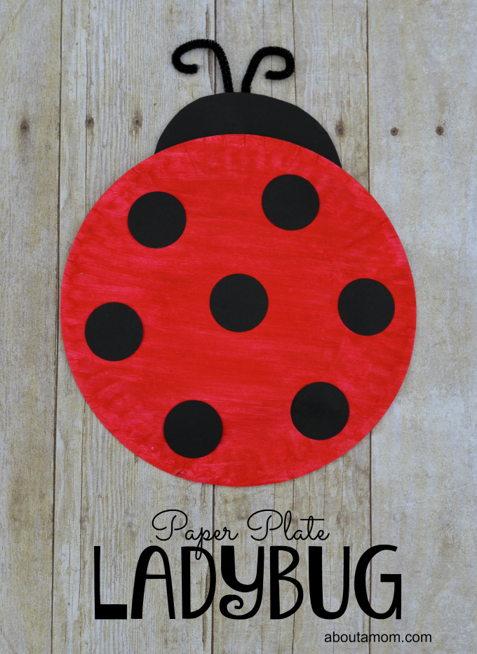Fun Easy And Inexpensive Ladybug Kid Craft