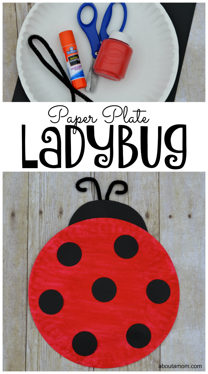 Easy Preschool Crafts With Paper Plates