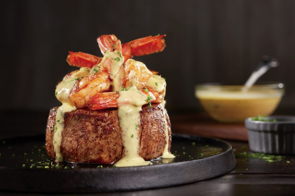 "Outback Steakhouse introduced the new and much anticipated Loaded Bloomin' Onion as part of the new ""Big Australia"" menu featuring delicious, larger portions."
