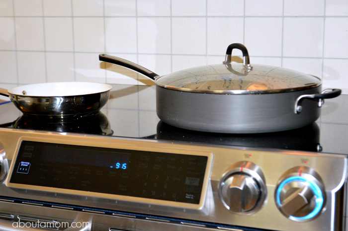 Cooking Smart With The Samsung Flex Duo Slide In Electric