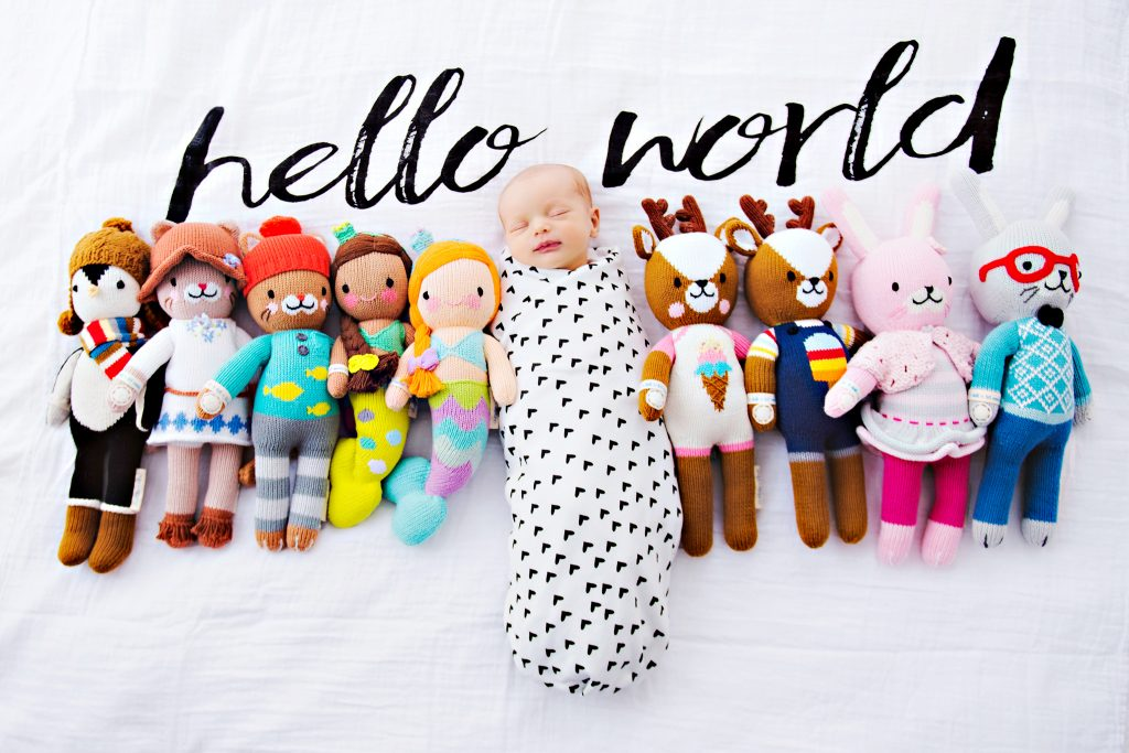 cuddle+kind: Helping Children One Doll at a Time