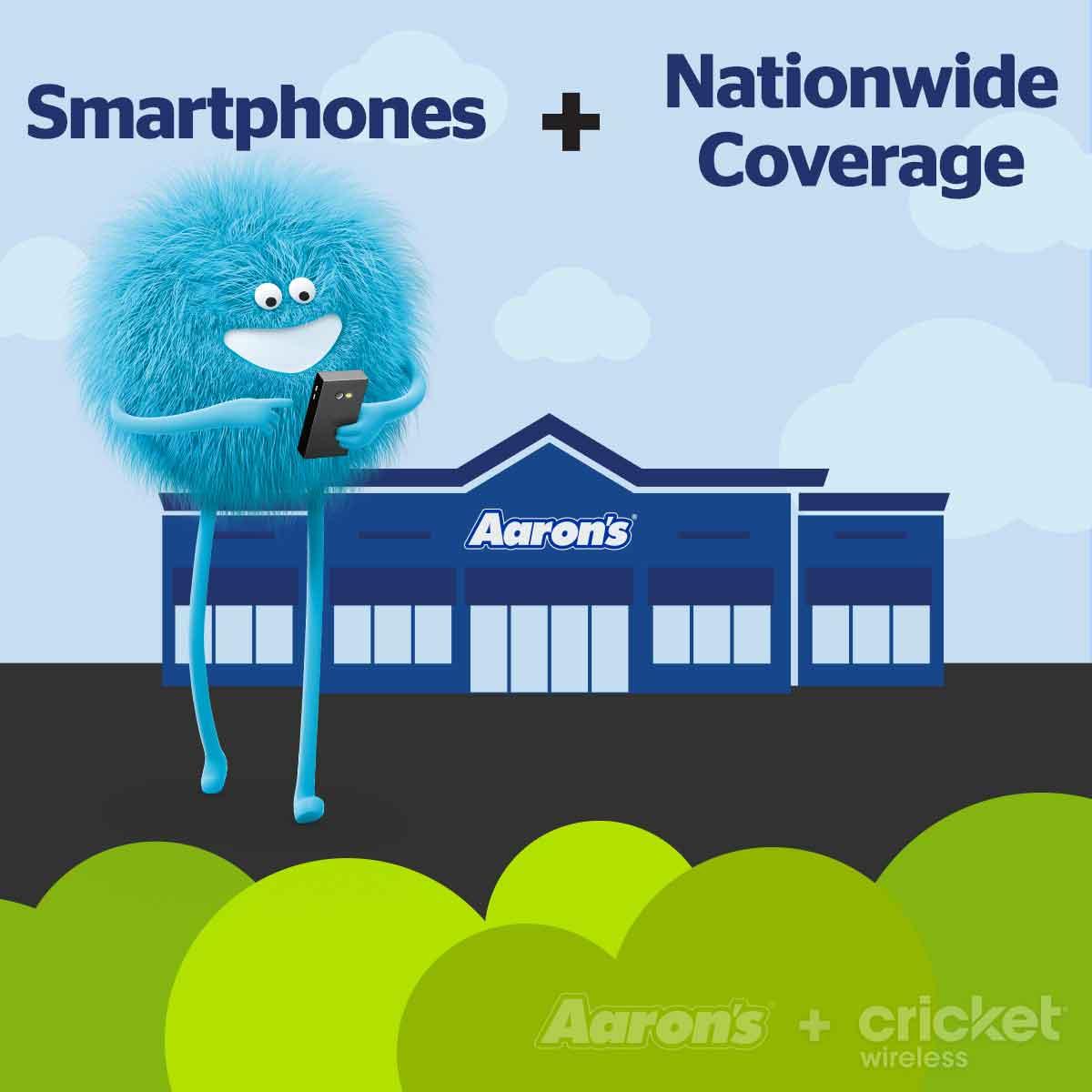 Aaron's Cricket Wireless 2