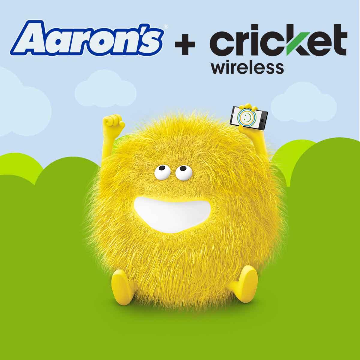 Aaron's Cricket Wireless 3