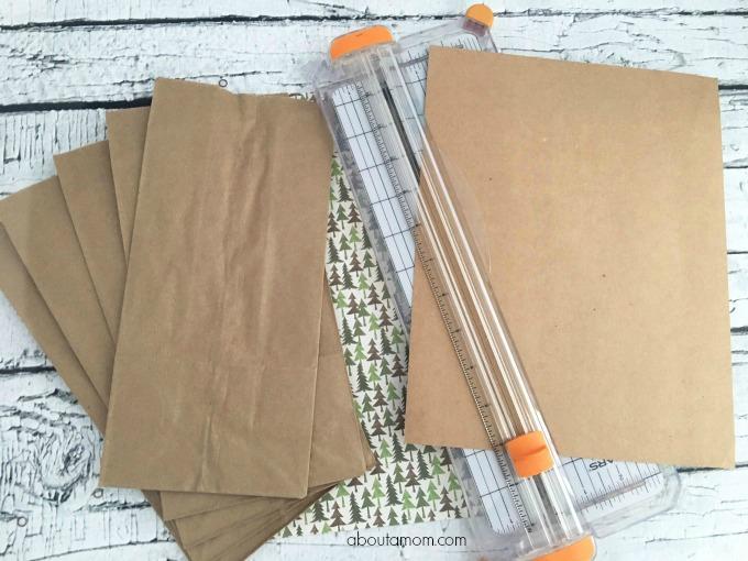 Printable Camp Scavenger Hunt Bags