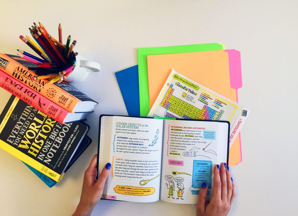 Big Fat Notebooks, the Must-Have Study Guide for Middle