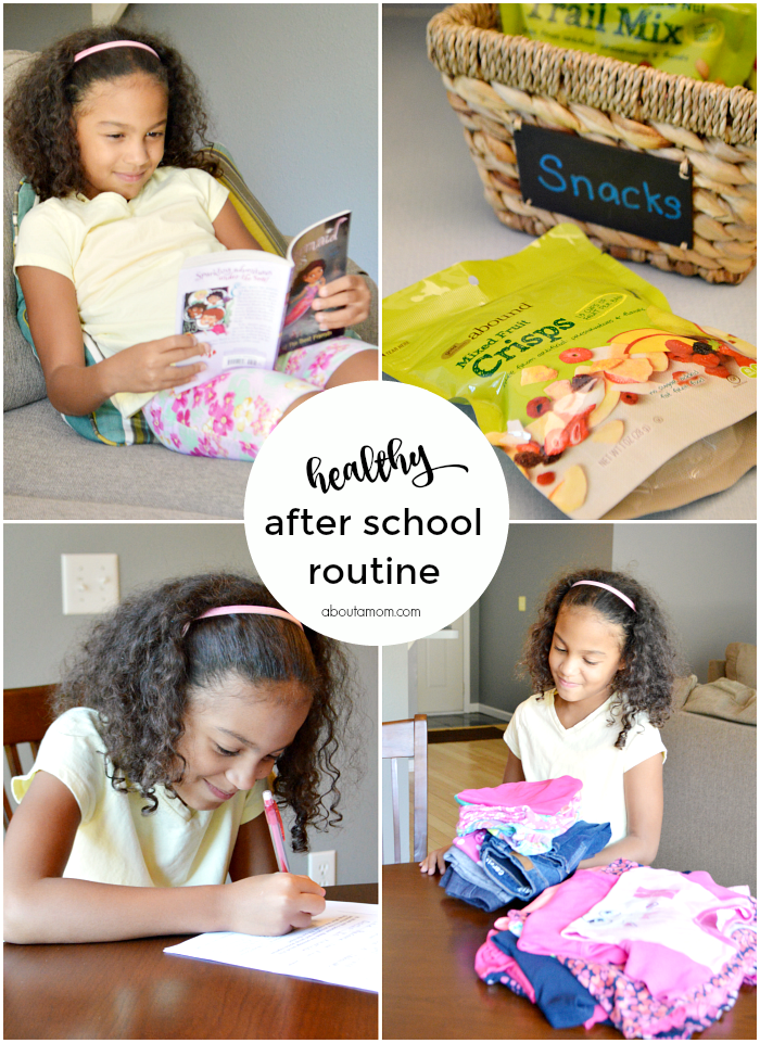 After school routines look different for every family, but establishing a healthy after school routine is essential. Use these tips to find a routine that works for your family.
