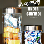 Stress making you eat? See how I got stress eating under control with a few lifestyle changes, and healthy snacks from Weight Watchers.