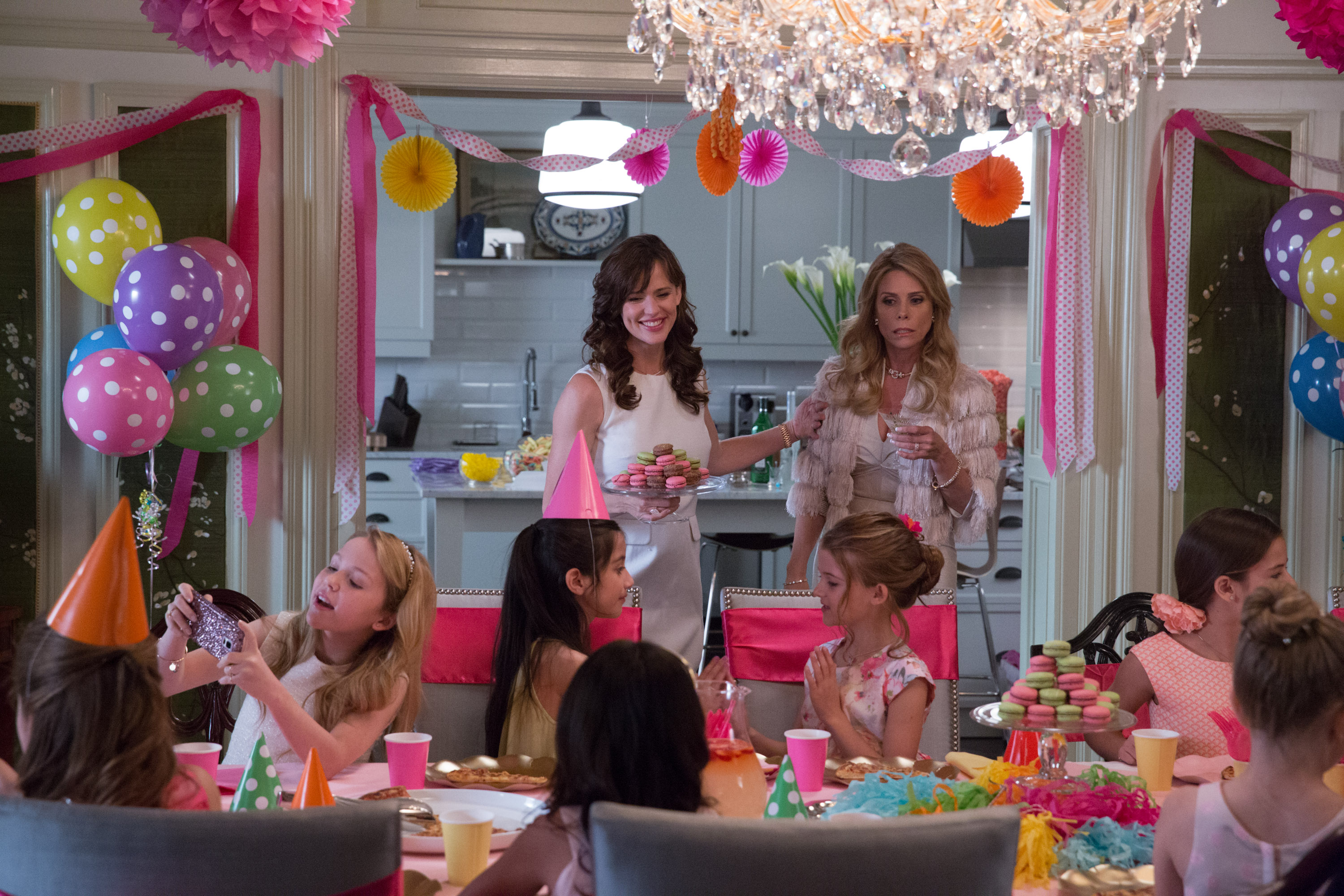 Exclusive Interview:  Jennifer Garner on Nine Lives