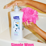 Mom, I don't want to take a bath! Does that sound familiar? Here are a few bathtub games and simple ways to make bath time fun for your kids, along with new Suave Kids Disney products.