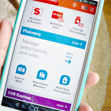 There are many reasons to download the CVS Pharmacy app. Manage prescriptions, shop online, save money, print photos, make Minute Clinic appointments and more.