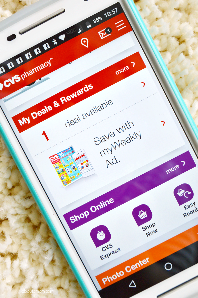 4 Reasons to Download the CVS Pharmacy App