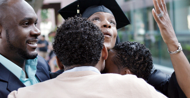 See a real mom's educational success story. Tarishia made her dreams come true by getting a degree using Capella University FlexPath program.