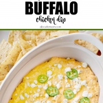 Buffalo Chicken Dip for a Crowd