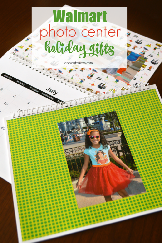 This holiday season give the perfect personalized photo gifts with Walmart Photo Center Holiday Gifts.