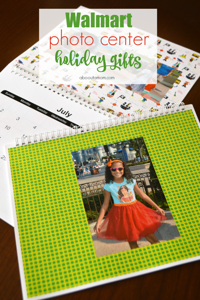 Giving The Perfect Photo Gifts With Walmart Photo Center