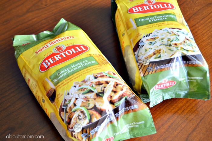 See how to get an Italian feast onto the table in just 15 minutes, with a little help from Bertolli Italian Meals.