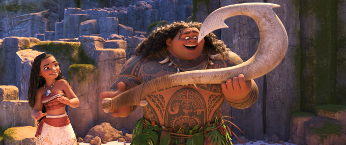 Ready to set sail on a great adventure? Disney's MOANA Blu-ray is now available with tons of bonus features!