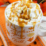 Pumpkin Spice Latte Mug Cake Recipe + Giveaway