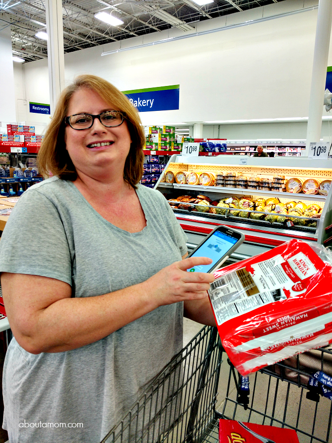 Sam's Club Scan & Go app helps you save time by letting you bypass the traditional checkout lane and pay for items directly from your mobile phone as you shop.