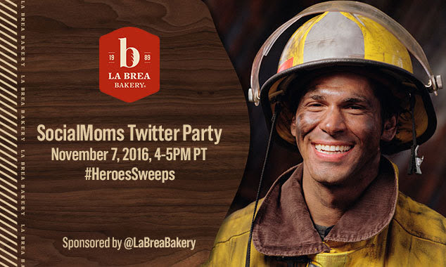 """La Brea Bakery is holding its second annual sweeps to say """"Thank You"""" to those Thanksgiving Heroes who have to work on Thanksgiving Day."""