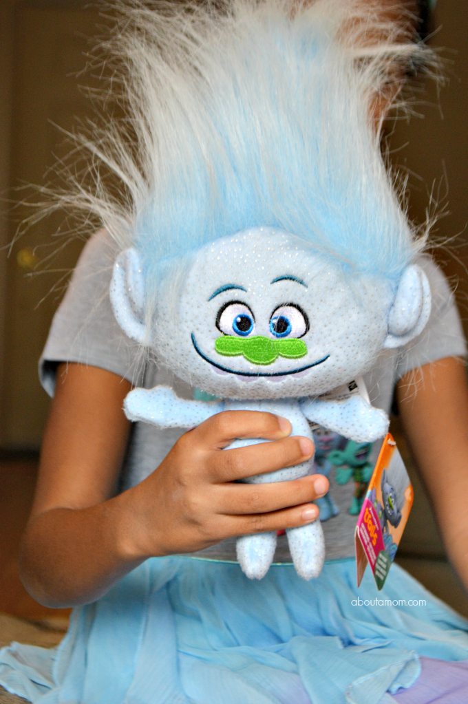 Check out the hot new DreamWorks TROLLS toys from Hasbro.
